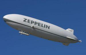 Zeppelin-Rundflüge